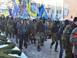 Так называемая Самооборона Майдана угрожает заблокировать высшие органы власти 18 февраля