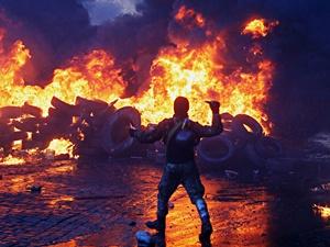 Активисты захватили Главпочтамт