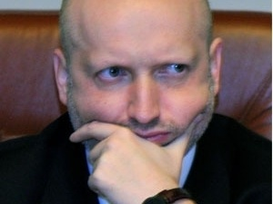 Турчинов просит поддержки у Запада