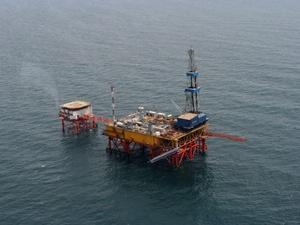 Суммарные ресурсы углеводородов украинского сектора акваторий Черного и Азовского морей составляли 1,5 трлн кубометров газа и нефти. Фото: УНИАН.