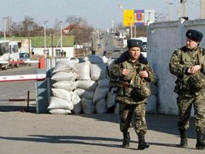 Всего в области 13 блокпостов. Фото: mvs.gov.ua