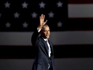 Полная речь Барака Обамы:  Демократия всегда была тяжелым трудом
