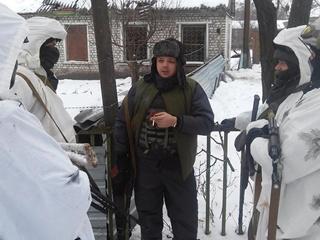 Семенченко - о найденном оружии:  Не позволю издеваться над побратимами