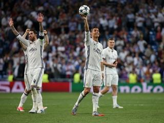 Роналду и  Реал  вошли в историю Лиги чемпионов