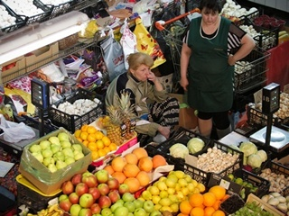 Цены на овощи и фрукты выросли на 11%