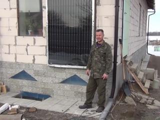 Житель Запорожья снабдил дом солнечными батареями и коллекторами, отказавшись от газа и электроэнергии