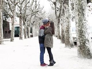 Поцелуи усиливают привязанность и укрепляют иммунитет