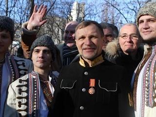 Аудиозапись скандального интервью Олега Скрипки: что конкретно сказал музыкант