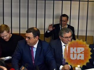 Суд над Мартыненко: Фемида избирает меру пресечения для экс-депутата