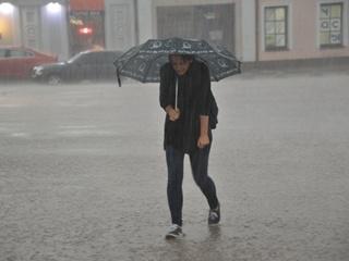 В субботу, 20 мая, пройдут дожди, лишь на западе без осадков