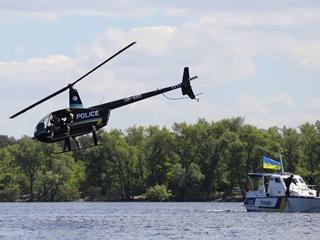 Аваков презентовал еще одну новую полицию Киева