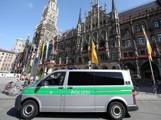 54-летний мужчина сжег себя в центре Мюнхена
