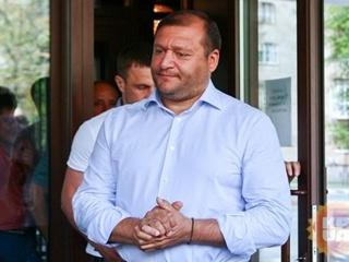 Добкин заявил, что Швейцария сняла с него санкции