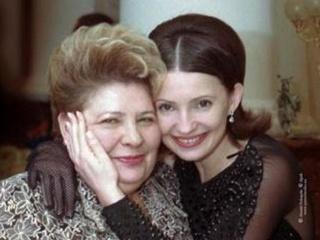 Мама Юлии Тимошенко отмечает юбилей - 80 лет!