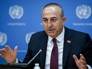 Глава МИД Турции заявил, что не одобряет санкции против России