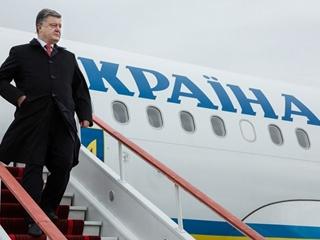 Порошенко наездил по Украине на два с половиной миллиона из бюджета