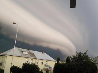 В Польше четыре человека погибли из-за бурь и гроз