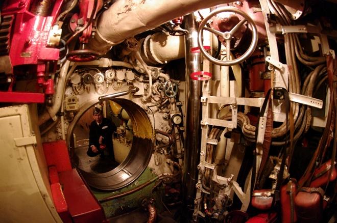 подводная лодка харьков
