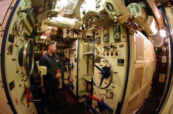 иерархия на подводной лодке