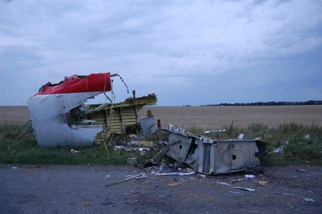 МинобороныРФ: русские ПЗРК «Бук» никогда непересекали украинскую границу