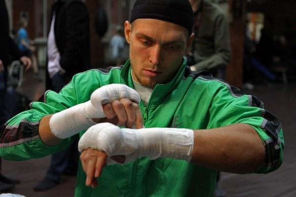 Александр Усик выйдет в ринг