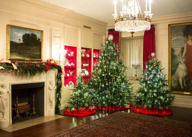 Обама приготовился к последнему Рождеству в Белом доме: появились фото