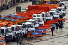 90% снегоуборочной техники - это машины в возрасте 30-50 лет, - Омелян - Цензор.НЕТ 7387