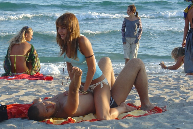 Секс пляж ялта