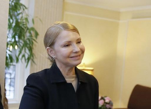 Тимошенко отказалась от косы