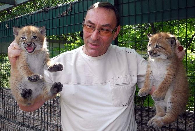 николаевского зоопарка