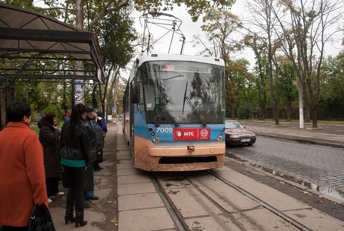 В Одессе Французский бульвар