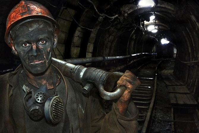 На Донбассе осталось лишь семь работающих шахт