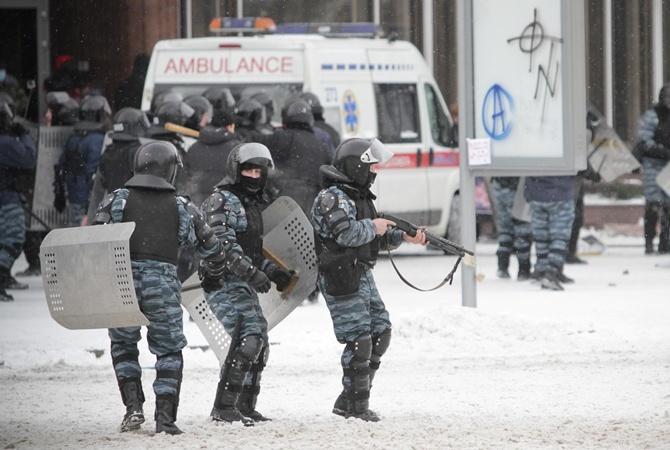 """В ДНР хотят создать свой """"Беркут"""""""
