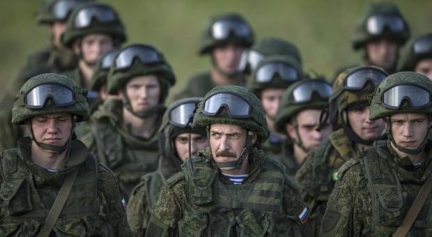 Российские солдаты покидают Донбасс - штаб АТО