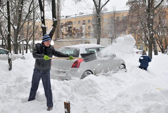В Украине похолодает до минус 15