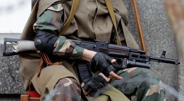 Партизаны уничтожили 110 боевиков на Донбассе