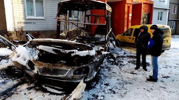 В Донецке снова неспокойно