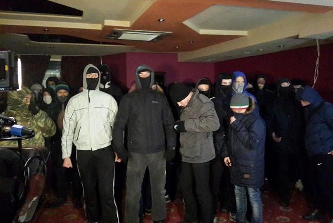 В Киеве разгромили нелегальное казино (ФОТО)