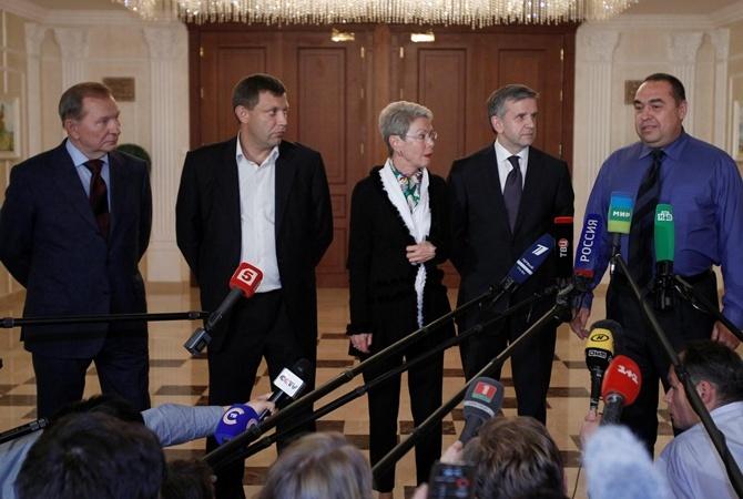 Киев понял, что нет другого пути, кроме мирного регулирования ситуации на Донбассе