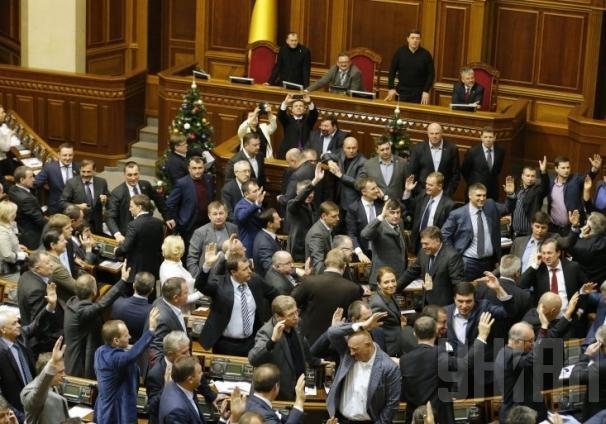 Украинский блогер Павел Карназыцкий заступился за депутатов, голосовавших за законы 16 января