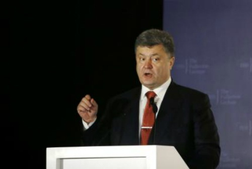 Порошенко исключает появление у Украины ядерного оружия