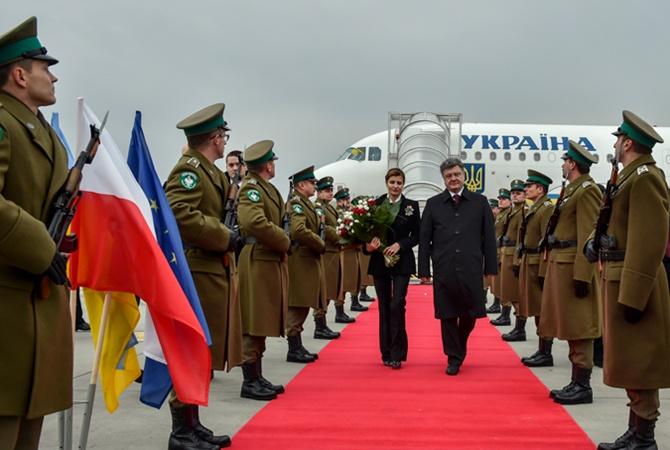Украину ждет децентрализация по-польски