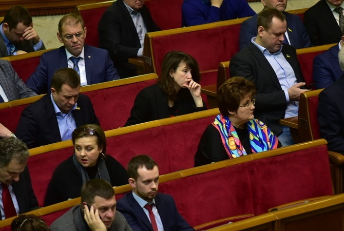 Иностранцы будут бороться в Украине с коррупцией