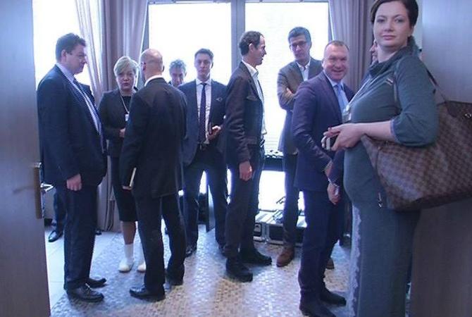 Гонтарева отбыла в Давос на экономический форум - Цензор.НЕТ 3157