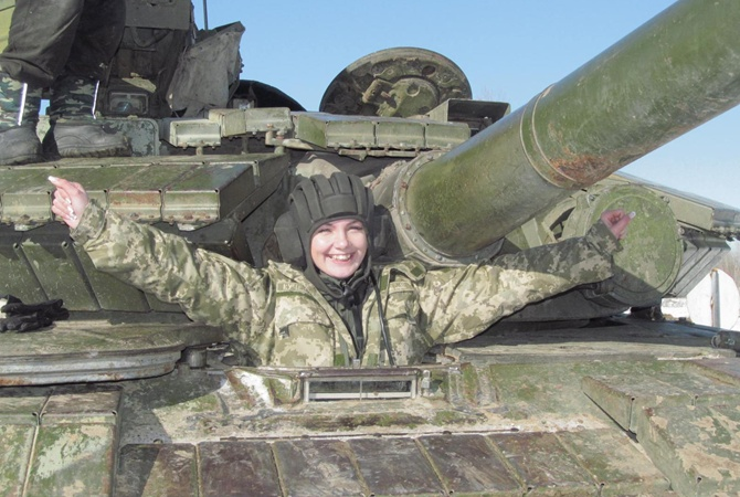Девушка танкиста в форме фото фото 643-231