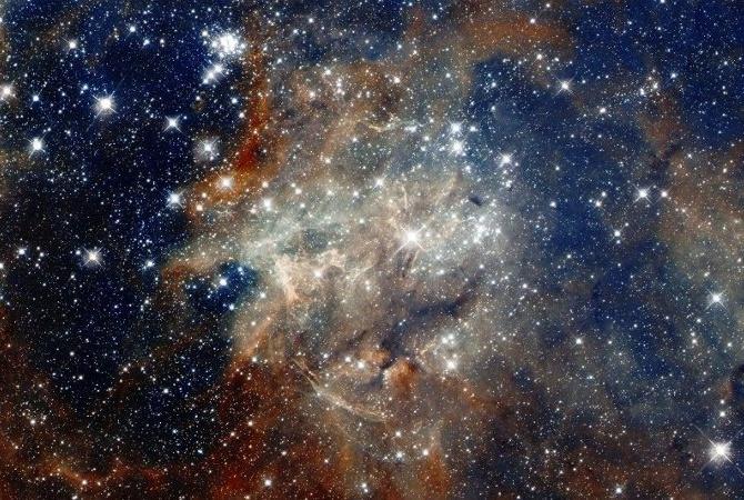 Астрономы обнаружили в центре Галактики гигантское кладбище умерших звезд
