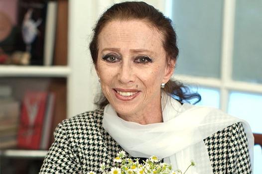 Умерла балерина Майя Плисецкая