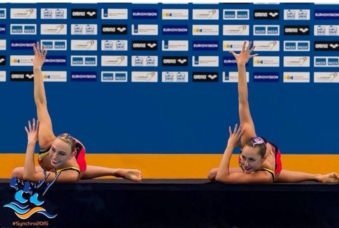 Харьковские синхронистки поедут в Рио</p> <p>      Харьковчанки не оставили шансов основным соперницам- испанкам