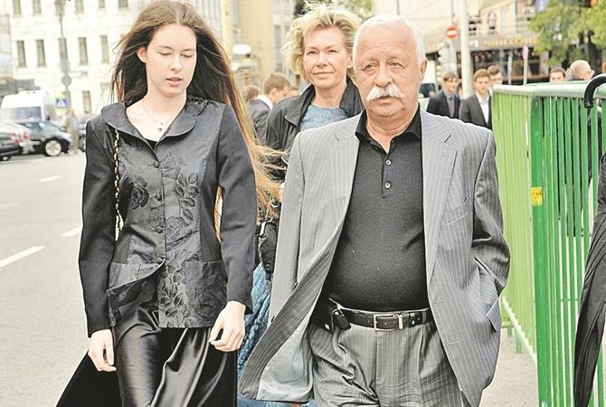 леонид якубович дочь варвара фото