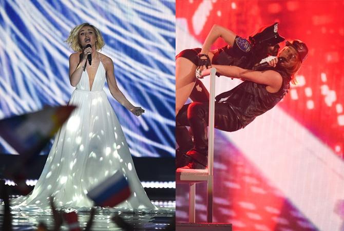 Евровидение-2015: Полина Гагарина прошла вфинал